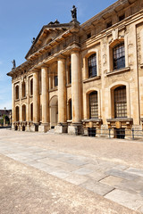 Clarendon Building, University of Oxford