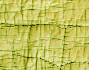 Abstract textile blanket texture.