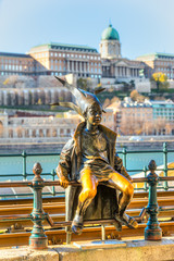 Budapest. The Little Princess, Hungary