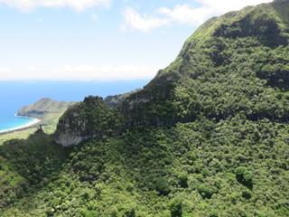 Hawaii Kauai Helicopter View Coastline