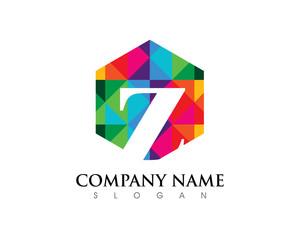 Z Letter Hexagon Logo