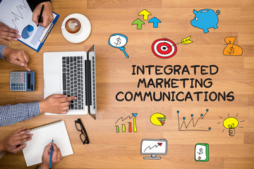 integrated marketing communications    (IMC)