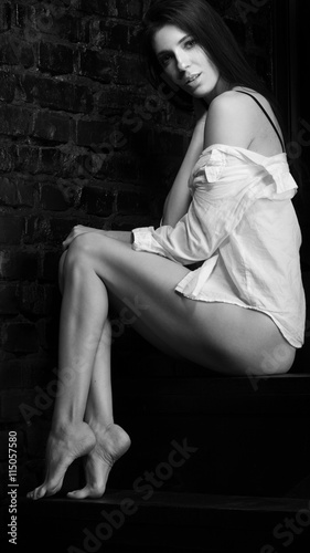 Nude photo italian girl