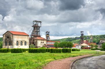 La Mine et musée du carreau Wendel – Petite-Rosselle – Lorraine