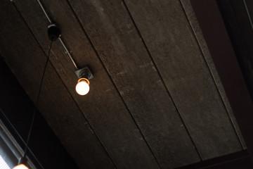 Beautiful retro luxury interior lighting lamp decor