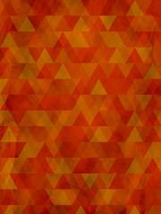Orange painting texture