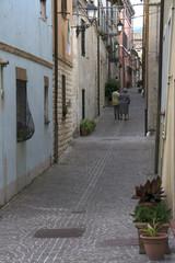 Sirolo, Marche, Italia