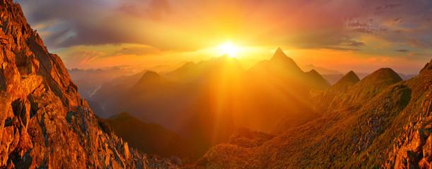 Photo Blinds Mountains Mountains