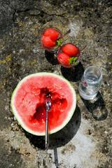Summer Watermelon Drink