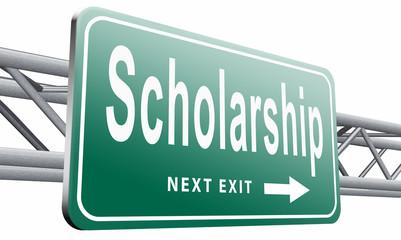 Scholarship or study grant