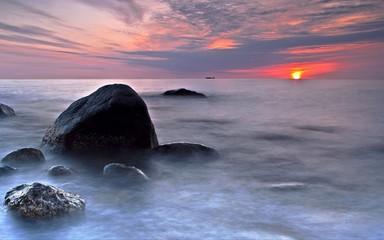 Morze Bałtyckie.