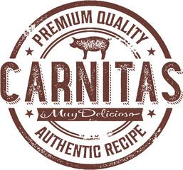 Premium Authentic Carnitas Pork