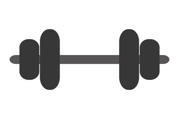 single dumbbell icon