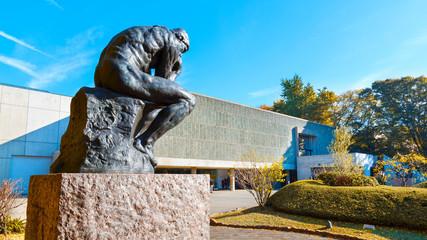 National Museum of Western Art in Tokyo, Japan