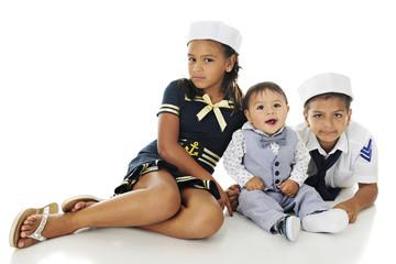 Sailors All Three