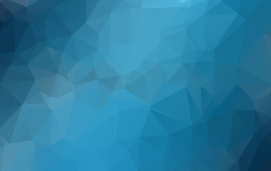 Vector Abstract geometric shape polygonal style
