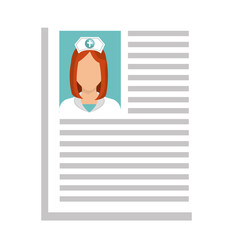 Medical icon isolated flat design, vector illustration graphic.
