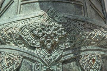 lion sculpture thai style