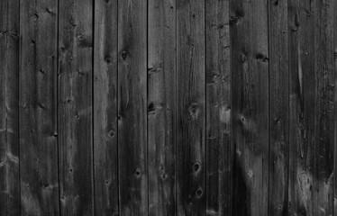 Dunkle Bretterwand als Holz Hintergrund
