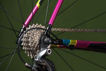 Rear bicycle shifting