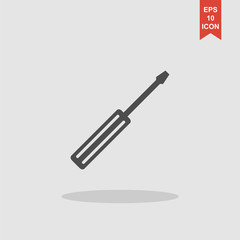 icon of screwdriver