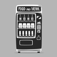 vintage whiskey vending machine for sale