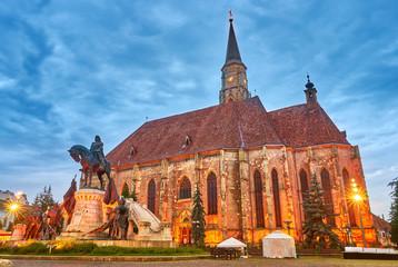 Cluj Napoca City in Romania