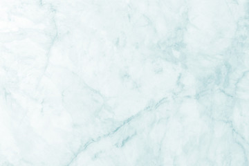 Light blue marble texture background, abstract texture for design