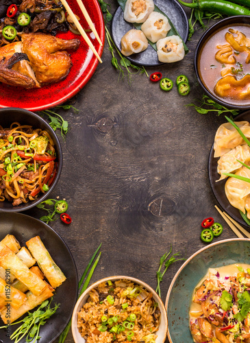 chinese food background - photo #27