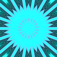Абстрактный голубой фон.