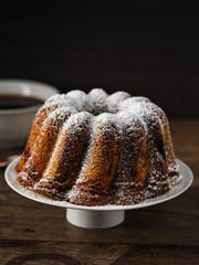Gugelhupf - Bundt cake