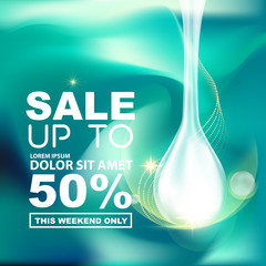 Big sale, beauty cosmetics Skin Care
