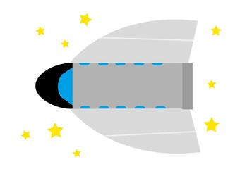 samolot,statek kosmiczny