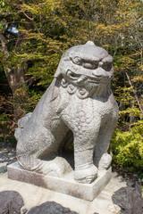 京都 晴明神社 狛犬