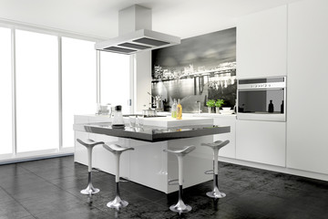 Bilder und Videos suchen: küchentechnik | {Küchenblock freistehend mit theke 3}