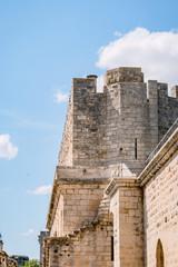 La cité lacustre de Aigues-Mortes et ses fortifications
