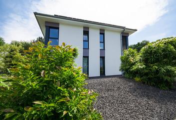 Wohnhaus, modern, hochwertig