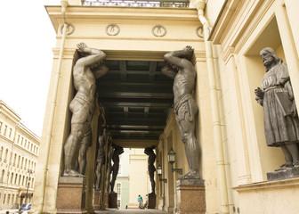 Saint-Petersburg, Hermitage museum