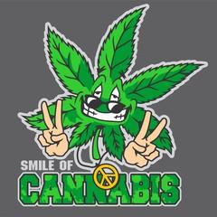 cannabis mascot