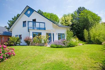 Einfamilienhaus - wohnen im Grünen