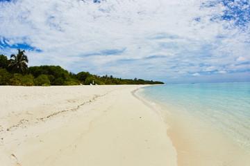 sea view from Maldives