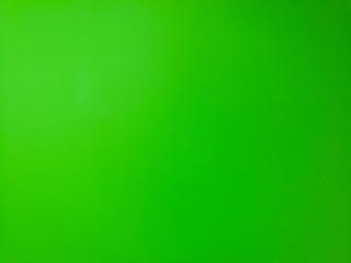 Neon green wall