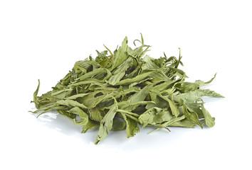 Dried Stevia rebaudiana Bertoni, sweet leaf sugar substitute iso