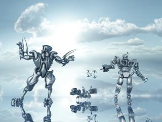Die Roboter