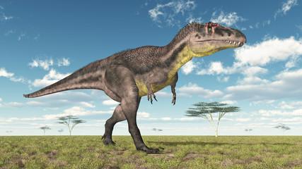 Dinosaurier Tyrannotitan