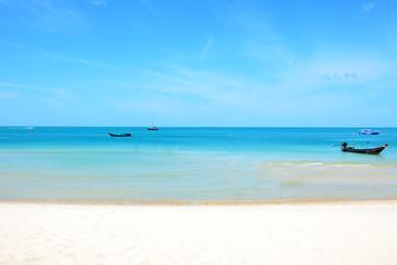 Ao Thong Nai Pan Noi Strand auf Koh Phagnan