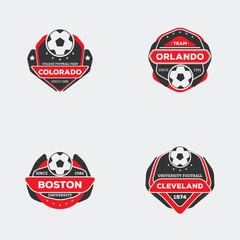Football team badge