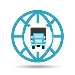 transportation delivery service box warehouse