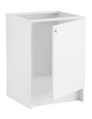 Kitchen cabinet isolated
