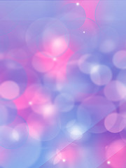 Blue  purple and pink abstract background , blur